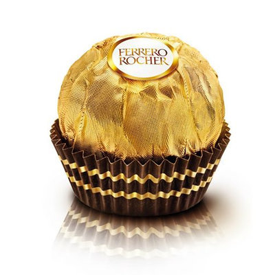 FERRERO ROCHER® Fine Hazelnut Chocolates