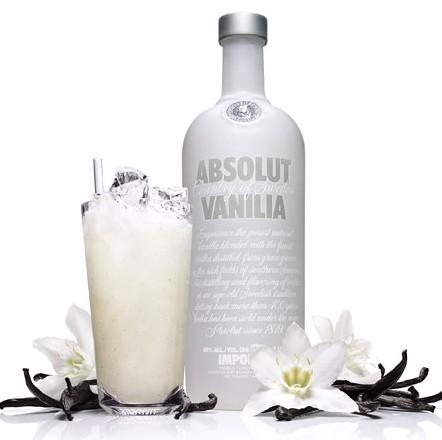 Absolut Vanilla Vodka
