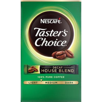 NESCAFÉ Taster's Choice House Blend Decaf Single Serve Packets