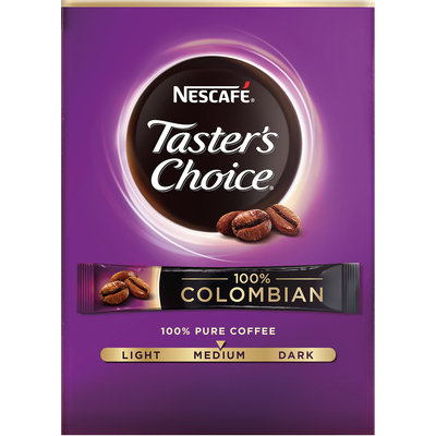 Nescafe Taster's Choice 100% Colombian Coffee