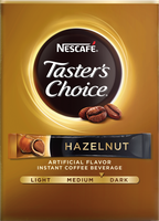 NESCAFÉ Taster's Choice Hazelnut Single Serve Packets