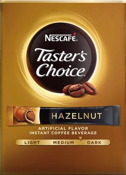 NESCAFÉ Taster's Choice Hazelnut Single Serve Packets