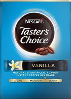 NESCAFÉ Taster's Choice Vanilla Single Serve Packets