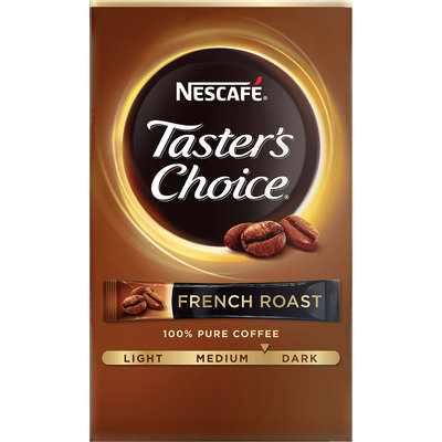 NESCAFÉ Taster's Choice French Roast Single Serve Packets