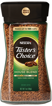 NESCAFÉ Taster's Choice House Blend Decaf