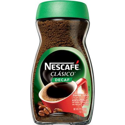 Nescafe Clasico Decaf Instant Coffee