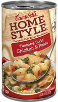 Campbell's® Homestyle Tuscany-style Chicken & Pasta Soup