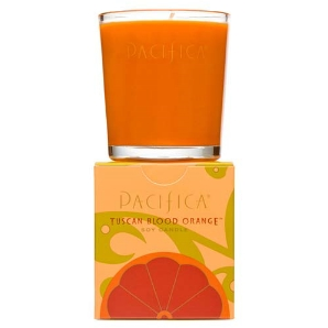Pacifica Tuscan Blood Orange Soy Candle