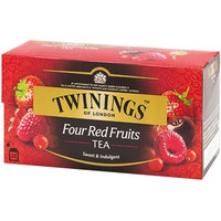 TWININGS™ OF LONDON Four Red Fruits Instant Tea Bags