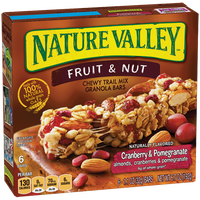 Nature Valley™ Fruit & Nut Bars Cranberry & Pomegranate
