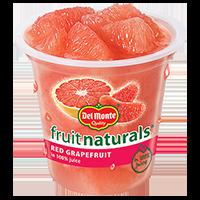 Del Monte® Fruit Naturals No Sugar Added Red Grapefruit