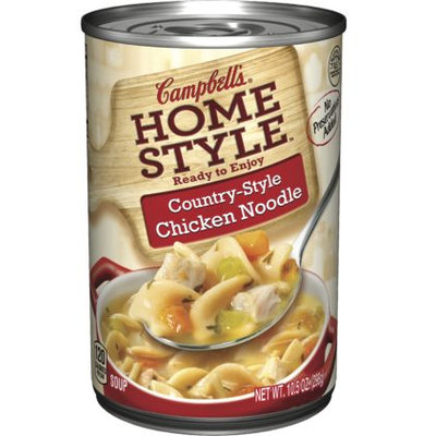 Campbell's® Homestyle Country-Style Chicken Noodle Soup