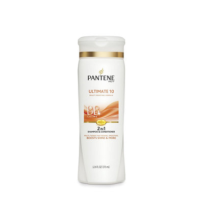 Pantene Pro-V Ultimate 10 2-in-1 Shampoo & Conditioner