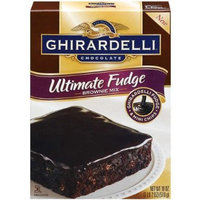 Ghirardelli Chocolate Ultimate Fudge Brownie Mix