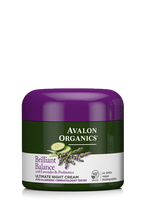 Avalon Organics Brilliant Balance With Lavender & Prebiotics Ultimate Night Cream