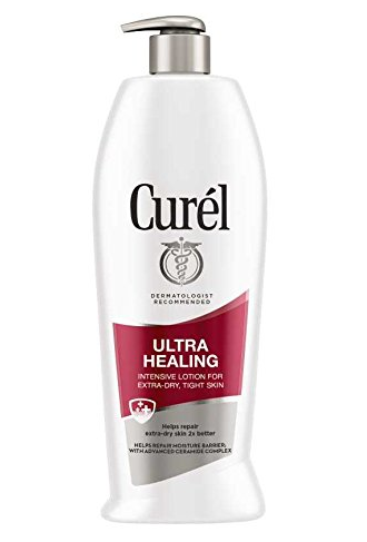 Curél® ULTRA HEALING® INTENSIVE LOTION FOR EXTRA-DRY SKIN