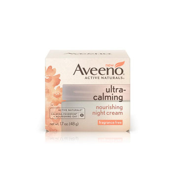 Aveeno® Active Naturals Ultra-Calming Moisturizing Cream