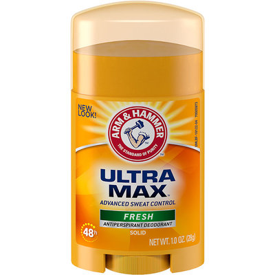 ARM & HAMMER™ ULTRAMAX™ Solid Antiperspirant Deodorant Fresh