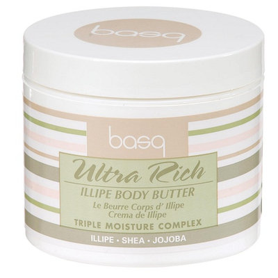 Basq Ultra Rich Illipe Body Butter