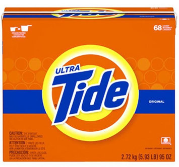 Tide Ultra Original Scent Powder Laundry Detergent