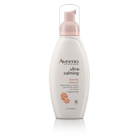 Aveeno® Ultra-Calming Foaming Cleanser For Sensitive Skin