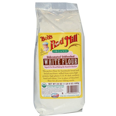 Bob's Red Mill Unbromated Unbleached White Flour