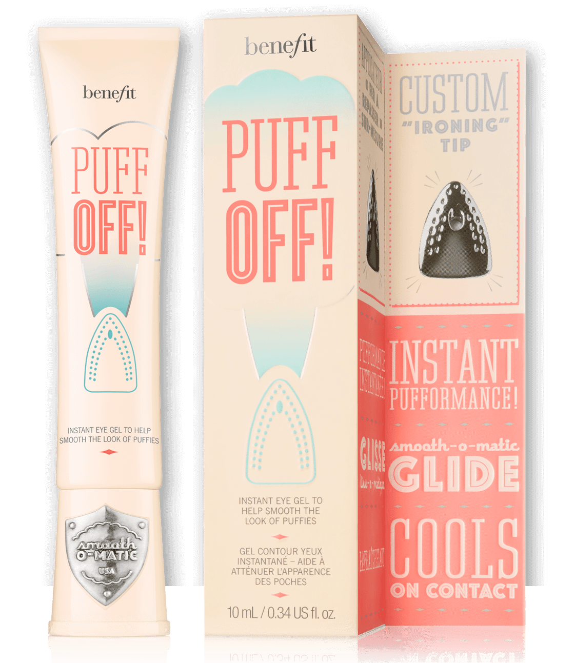 Benefit Cosmetics Puff Off! Under Eye Gel