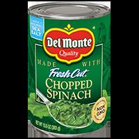 Del Monte® Fresh Cut Chopped Spinach