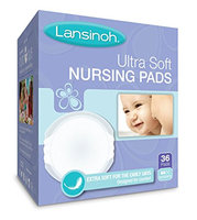 Lansinoh Ultra Soft Disposable Nursing Pads
