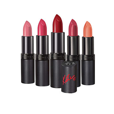 Rimmel London Lasting Finish Lipstick by Kate Moss