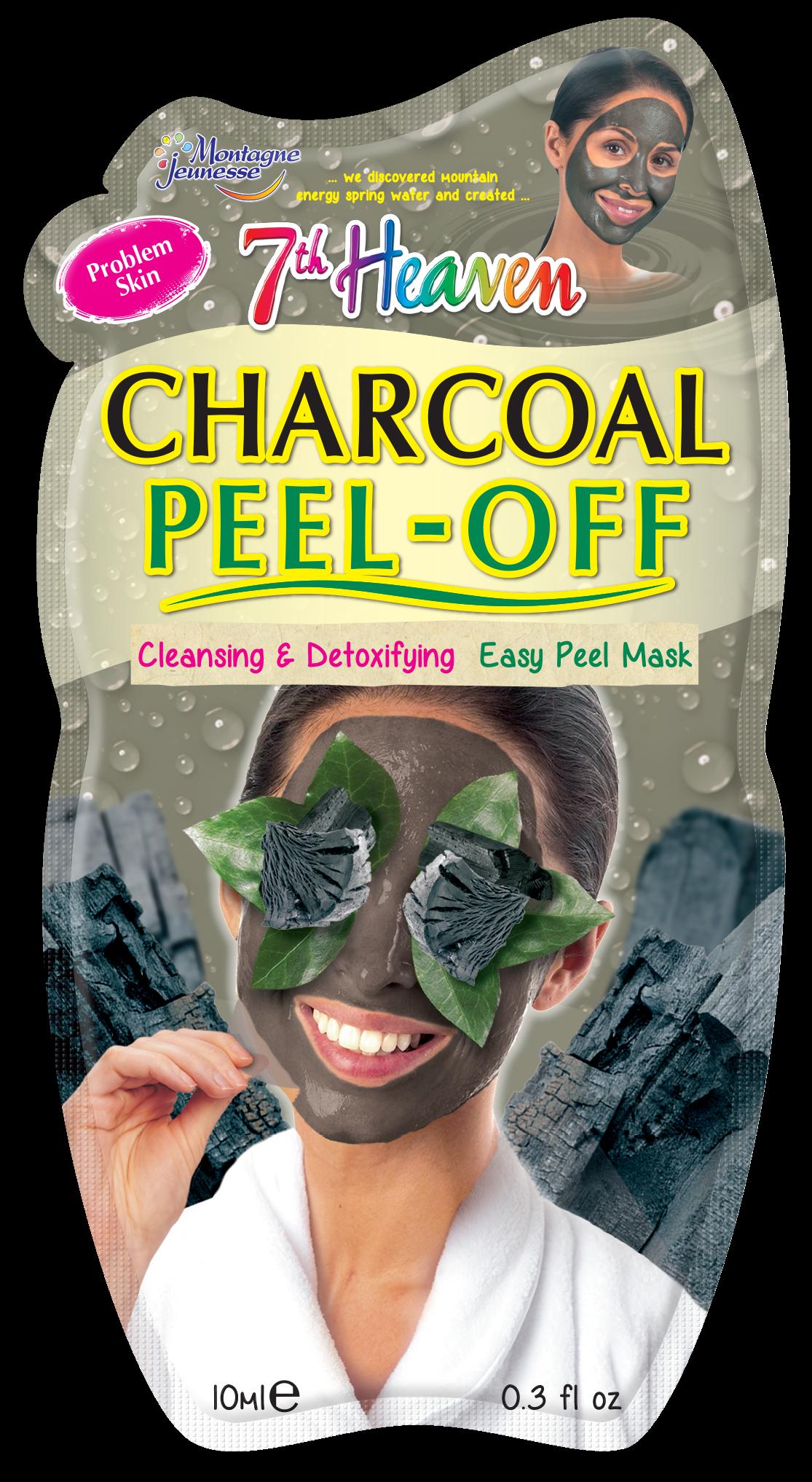 7th Heaven Charcoal Peel-Off Mask