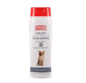 Nature's Miracle® Skin & Coat Supreme Odor Control - Hypoallergenic Shampoo & Conditioner
