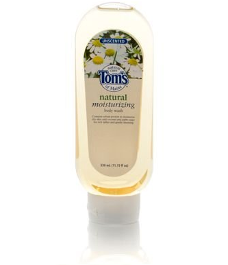 Tom's OF MAINE Natural Moisturizing Body Wash Unscented
