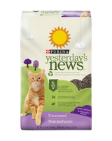 Tidy Cats Alternative Cat Litter Softer Texture Yesterday's News Unscented Cat Litter