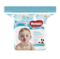 Huggies One and Done Baby Wipes - Unscented - 16 ct