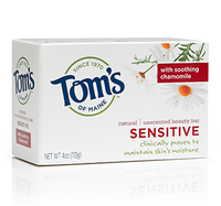 Tom's OF MAINE Natural Beauty Bar Sensitive