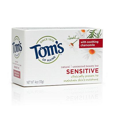Tom's OF MAINE Natural Beauty Bar Sensitive