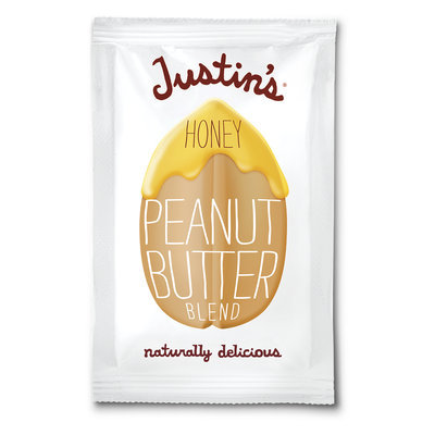 Justin's Honey Peanut Butter Blend Squeeze Pack