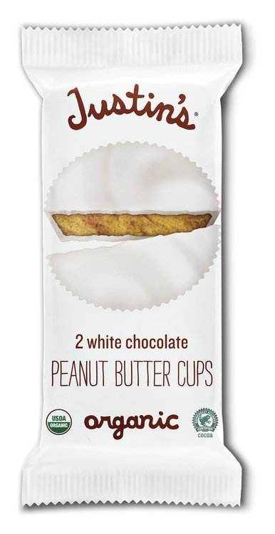 Justin's White Chocolate Peanut Butter Cups