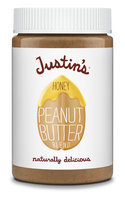 Justin's Natural Honey Peanut Butter Blend