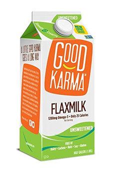 Good Karma Flax Milk Dairy Free Beverage Unsweetened