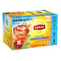 Lipton® Classic Iced Tea Unsweetened Tea K-Cups