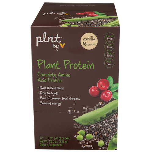 Plnt by the Vitamin Shoppe Vanilla Protein Powder