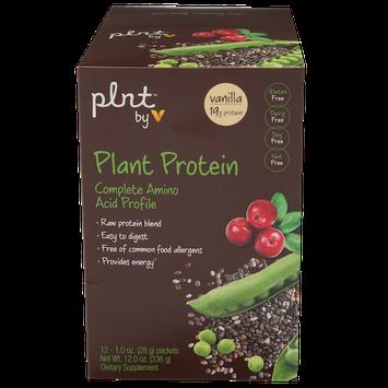 Plnt by the Vitamin Shoppe Vanilla Protein Powder