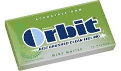 Orbit Mint Mojito