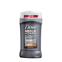 Dove Men+Care Elements Mineral Powder and Sandalwood Antiperspirant
