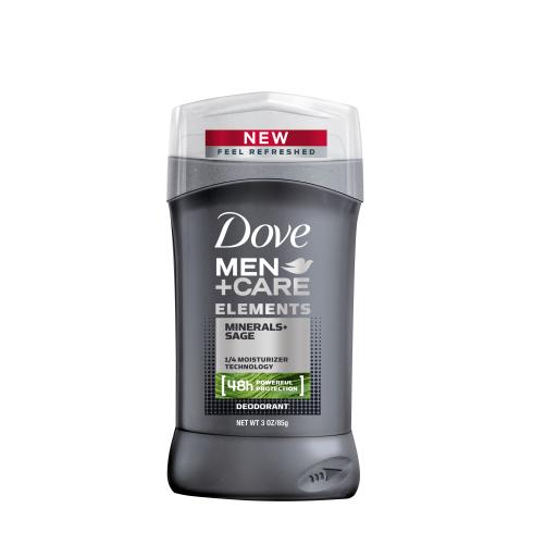 Dove Men+Care Elements Minerals and Sage Antiperspirant