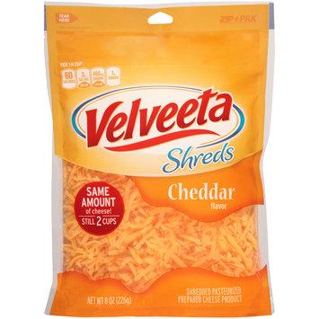 Velveeta Shreds Cheddar Flavor Cheese