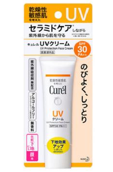 Curél® UV Protect Face Cream SPF30 PA