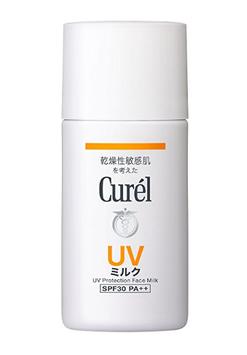 Curél® UV Protect Face Milk SPF30 PA